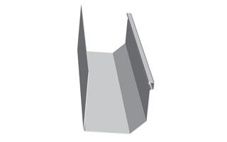 7 Inch Box Style Gutter machine - Karr's Building Supply